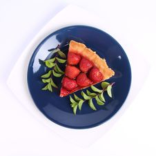 Free Strawberry Tart Stock Images - 20274674