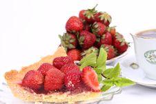 Free Strawberry Tart Stock Images - 20275374