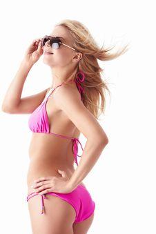 Free Summer Girl Stock Photos - 20275493