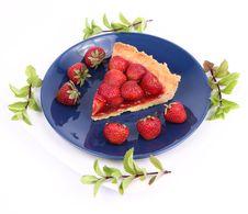 Free Strawberry Tart Stock Photos - 20278363