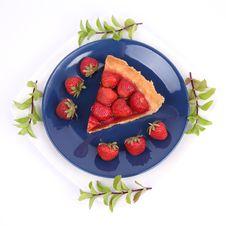 Free Strawberry Tart Stock Image - 20278371