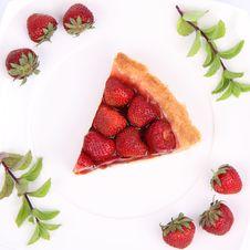 Free Strawberry Tart Stock Photos - 20278383