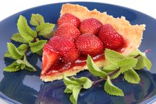 Free Strawberry Tart Stock Photo - 20278660