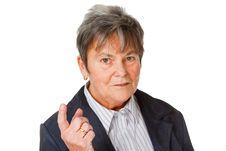 Free Female Senior Royalty Free Stock Image - 20278756