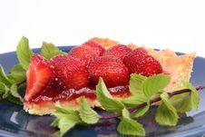 Free Strawberry Tart Stock Photo - 20279000