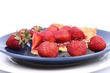 Free Strawberry Tart Stock Photos - 20279423