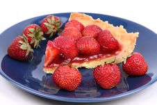 Free Strawberry Tart Stock Photography - 20279512