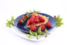 Free Strawberry Tart Stock Images - 20279564
