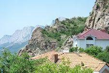 Free Summer Residences Stock Image - 20279611