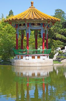 Free Traditional Chinese Garden Royalty Free Stock Image - 20279646