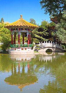 Free Traditional Chinese Garden Stock Images - 20279664