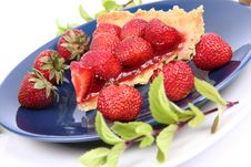 Free Strawberry Tart Stock Images - 20279674
