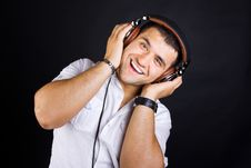 Free Image Of Handsome Male DJ Stock Image - 20279911