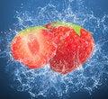 Free Fresh Strawberries Royalty Free Stock Image - 20280806