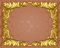 Free Gold Frame Royalty Free Stock Photos - 20281208