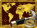 Free World Map Stock Photos - 20285653