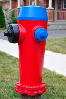 Free Fire Hydrant Royalty Free Stock Images - 20280269