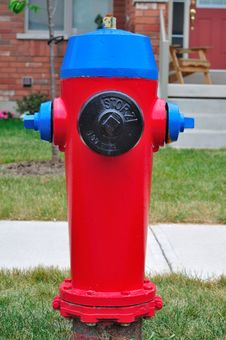 Free Fire Hydrant Stock Photo - 20280280
