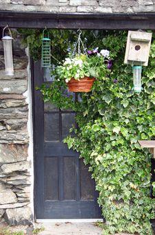 Free Hidden Door Royalty Free Stock Photos - 20280808