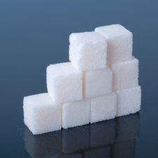Free Sugar Cubes Stock Photography - 20280832
