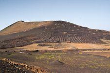 Free Lanzarote Landscape Royalty Free Stock Photos - 20281518