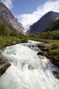 Free Norway Mountain Landscape Royalty Free Stock Photos - 20281778