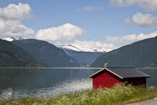 Free Norway Scenery Of Sognefjord Royalty Free Stock Image - 20281796