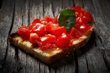 Free Italian Bruschetta Stock Photo - 20282400