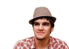 Free Teen Looking Left Stock Photography - 20283022