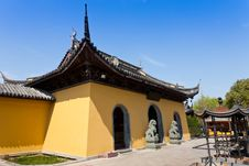 Free Buddhist Temple Stock Photos - 20283193