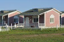 Free Resort Cabins Stock Image - 20283741