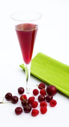 Free Fresh Mixed Fruit Juice Stock Photo - 20284140