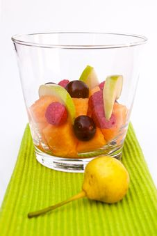 Free Fruit Salad Royalty Free Stock Photo - 20284145