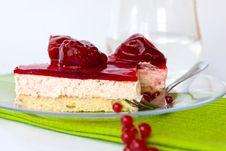 Free Fruit Cake Royalty Free Stock Images - 20284189