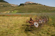 Free Castelluccio Di Norcia Royalty Free Stock Photography - 20286377