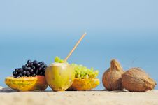 Free Fruits Royalty Free Stock Photos - 20286418