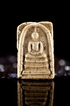 Free Small Buddha Royalty Free Stock Photos - 20286618
