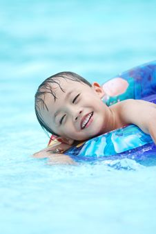 Free Asian Young Boy Stock Photography - 20286712