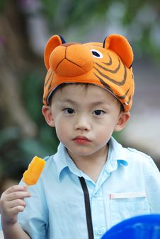 Free Asian Young Boy Stock Images - 20286804