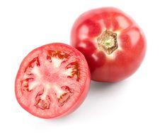 Free Tomato And Half Royalty Free Stock Images - 20287209