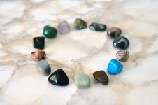 Free Polished Stones Stock Image - 20288251