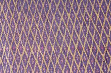 Free Ancient Thai Silk,Traditional Hand-woven Silk. Stock Image - 20288641