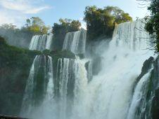 Free Iguazu Falls, Argentina. Royalty Free Stock Photos - 20289648