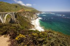 Free Big Sur Stock Photography - 20289782