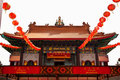Free Chinese Temple Building Royalty Free Stock Images - 20293089