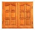 Free Wood Windows Stock Photography - 20297092