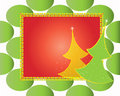 Free Christmas Card Gift Background  Illustration Stock Image - 20297191