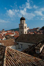 Free Dubrovnik Rooftops Stock Images - 20297454