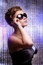 Free Stylish Young Wearing Sunglasses Royalty Free Stock Image - 20298796