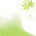 Free Dots Ecological Background Royalty Free Stock Image - 20298846